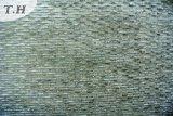Tessuto di Chenille piano del jacquard poco costoso (fth31881)