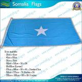90X180cm 160GSM Spun Polyester 소말리아 Flag (NF05F09002)