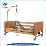 Fünf Funktions-elektrisches Krankenhaus-medizinisches Krankenpflege-Bett
