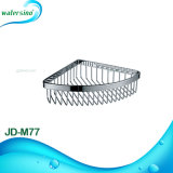 Novo Design mais populares em aço inoxidável de acessórios de banho Barra dupla a cesta