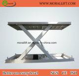 Stationnement de garage Ascenseur automatique de voiture avec entraînement hydraulique