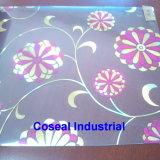 Гибкие печатные пластиковый ПВХ таблица тканью