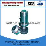 Molde de prensa de perfuração para fabricantes de chapa metálica
