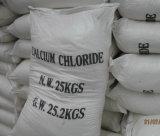 Nieve de fusión Agente / cloruro de calcio Copos de 74% -77%