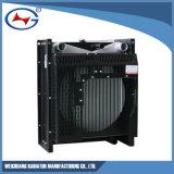 Sc4h180d2: Radiador para el conjunto de generador de Cummins