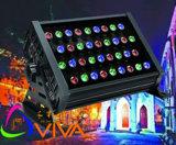 LED 60x3w Mur d'inondation de lavage des projecteurs de lumière/LED (QC-LW018)