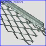 Rinforzo dello stucco del branello d'angolo del metallo di protezione della parete/branello di angolo