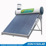 Calentador de agua solar de la bobina de cobre (calentador de agua solar del Termo-Sifón)