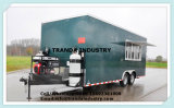Feito na China Mobile House Container Kitchen Truck