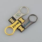 Signore del metallo dell'azionamento dell'istantaneo del USB Del USB Pendrives istantaneo dell'azionamento della penna dell'azionamento del pollice del USB del disco istantaneo del USB del bastone di memoria del USB della scheda istantanea del bastone del USB di marchio dell'OEM degli anelli