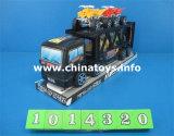 Os brinquedos de plástico presente de promoção do reboque de fricção carro (1014321)