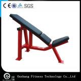Sinken-Abdominal-Prüftisch OS-H062 Hammer-Stärken-Eignung-Gymnastik-Gerät