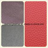 Couro de couro de couro do falso Semi-PLUTÔNIO do PVC para a mobília (DS-A936)