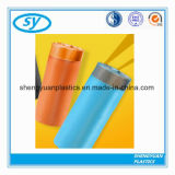 Мешки Drawstring отброса жизни HDPE/LDPE/LLDPE плоские