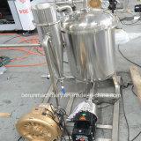 Lavage des bouteilles de jus remplissant recouvrant 3 dans 1 machines de remplissage