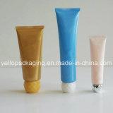 Fabrik-Preis-kosmetischer Gefäß-Plastikgefäß-kosmetischer Behälter-weiches Gefäß