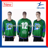 OEM Custom Healong Sportswear Dye Sublimation maillot de hockey sur glace