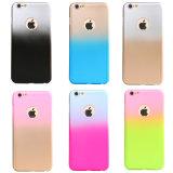 Colorfull 360 corps plein Téléphone cellulaire Étui pour iPhone 6