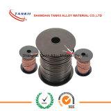 J type de kabel van de de uitbreidingsdraad van het Thermokoppel met teflon de glasvezelisolatie van pvc