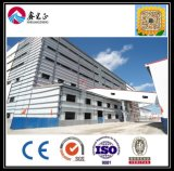 Estructura de acero Panel Sandwich edificio prefabricado/Estructura de acero Taller (XGZ-335)