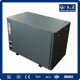 220V 10kw/15kwのヒートポンプDCインバーター給湯装置