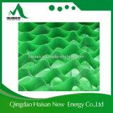 производственная линия Geocell кольцевания края PVC высоты 80mm используемое для рециркулированных пластичных Pavers