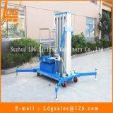 8metersアルミニウム油圧空気作業上昇のプラットホーム(GTWY8-100青)