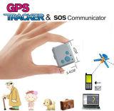 아이와 초로 GSM 모니터 Sos 전화를 위한 소형 GPS 추적자 시계