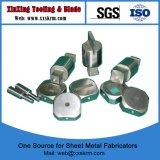 Lavorazione con utensili di CNC Savalgnini S4 per le presse meccaniche