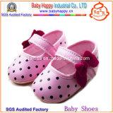 Flor Da moda Kid Meninas calçado Vestuário para bebé (BH-J600)