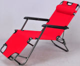 Cadeira de jardim ajustável da sala de estar com descanso