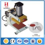 Imprimante industrielle de la chaleur de presse pneumatique de petite taille de colophane