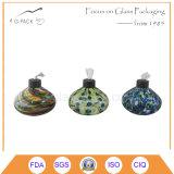 Dekorative Glasöl-Laterne, Öl-Lampe, flüssiger Glasschmieröltank,