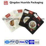 Il sacchetto laminato piano di plastica di imballaggio per alimenti, FDA classifica il sacchetto dell'alimento
