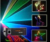 Conduit de lumière laser / laser 1D'ÉCLAIRAGE wrgb Animation de la lumière laser (QC-LS020)
