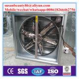 """Professional Heavy Duty Ventilateur d'échappement / 36 pouces Heavy Hammer / Balance de poids type Box Fan Shutter Ventilateur d'échappement avec CE (JLF (C) -1000 (36 """"))"""