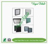 Без фильтра Clapboard HEPA для вентиляции топления