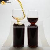 O ofício clássico proveio o copo desobstruído do vidro de vinho