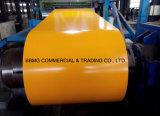 La bobina PPGI Prepainted bobinas de acero recubierto de color/PPGI bobinas de acero prebarnizado / Bobina de acero galvanizado de Beijing