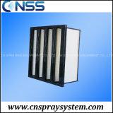 4V de Filter van het Plafond van de Filter van de Lucht van de Collector van het Stof van de Filter van de bank