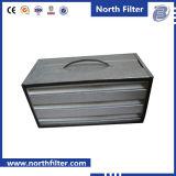 W печатает совмещенный воздушный фильтр на машинке HEPA для вентиляции Syestem