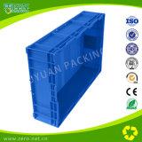 Caixa plástica da modificação da caixa do pacote do transporte