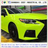 Автомобиль Глянцевая пленка ПВХ изменение по цвету наклейки с высоким качеством для украшения