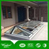 Настраиваемые алюминиевых Skylight окно с заводская цена