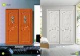 Экономичные Внутренних Дел деревянные закругленные MDF двери из ПВХ (yg-011)