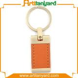 Förderndes Abnehmer-Entwurfs-Leder Keychain