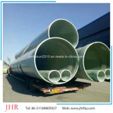 Tubo di rifornimento di trattamento dell'acqua di mare del tubo di industria GRP