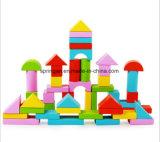 50 PCS forma geométrica de bricolage Brinquedos Blocos de Construção