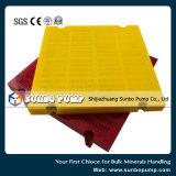 Tela vibratória Tela de poliuretano Tamisa de poliuretano modular de areia