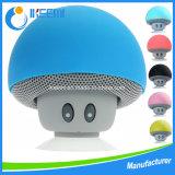 Mini bunter beweglicher drahtloser Bluetooth Lautsprecher mit Pilz-Art